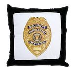 Security Enforcement Throw Pillow