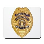 Security Enforcement Mousepad