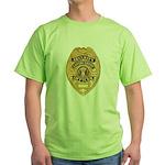 Security Enforcement Green T-Shirt