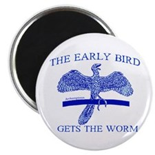 """Archaeopteryx 2.25"""" Magnet (100 pack)"""