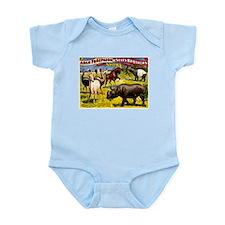 Adam Forepaugh (C) Infant Bodysuit