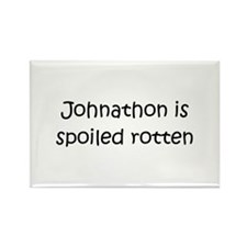 Cool Johnathon name Rectangle Magnet (100 pack)