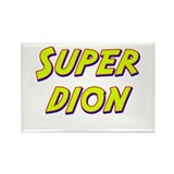Super dion Rectangle Magnet