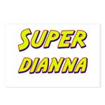 Super dianna Postcards (Package of 8)