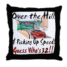 Cute 32 Throw Pillow