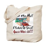 Cute 33rd birthday party Tote Bag