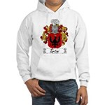 Tartini Family Crest Hooded Sweatshirt