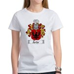 Tartini Family Crest Women's T-Shirt