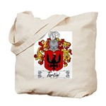 Tartini Family Crest Tote Bag