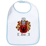 Tartini Family Crest Bib