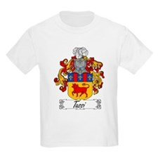 Tassi Family Crest Kids T-Shirt