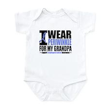 Esophageal Cancer Infant Bodysuit