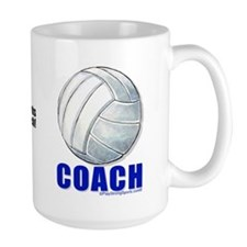 Thanks Coach Volleyball Mug