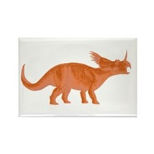 Styracosaurus Rectangle Magnet