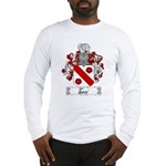 Terzi Family Crest Long Sleeve T-Shirt