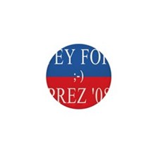 Fey For Prez 08 Mini Button (100 pack)