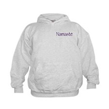 Namaste in Sacred Purple Jumpers