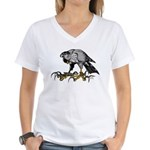 Goshawk Women's V-Neck T-Shirt