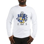 Tinelli Family Crest Long Sleeve T-Shirt