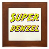 Super denzel Framed Tile