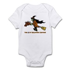 Halloween Witch Infant Bodysuit