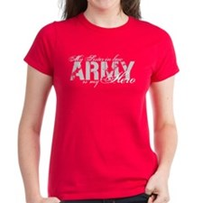 Sister-in-law is my Hero ARMY Tee