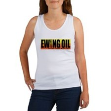 Ewing Oil Women's Tank Top
