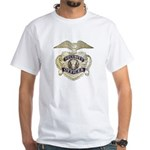 Security Officer White T-Shirt
