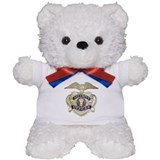 Security Officer Teddy Bear