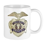 Security Officer Mug