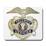 Security Officer Mousepad
