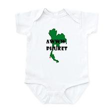 Awww Phuket Infant Bodysuit