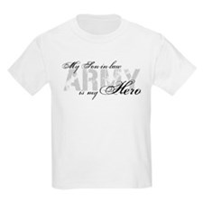 Son-in-law is my Hero ARMY T-Shirt