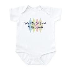 QA Engineers Friends Infant Bodysuit