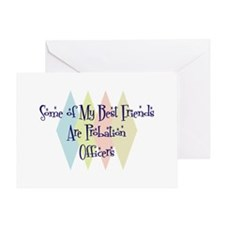 Probation Officers Friends Greeting Card