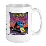 The Contact Monster Mug
