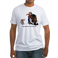 Cutting Horse Meeting Cow Shirt