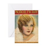 Dolores Costello 1927 Greeting Card
