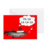 SINGING SANTA TROUT (Pk of 10)