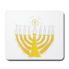 Menorah Mousepad