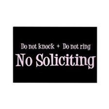 Cute Solicitor Rectangle Magnet