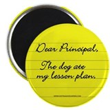 Lesson Plan Magnet