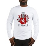 Toscano Family Crest Long Sleeve T-Shirt
