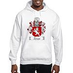 Toscano Family Crest Hooded Sweatshirt