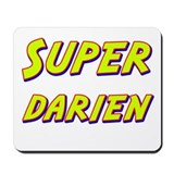 Super darien Mousepad