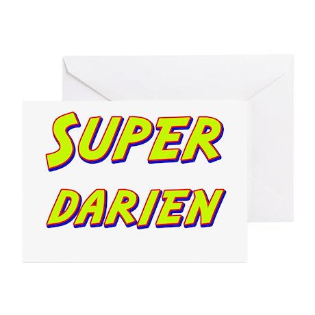 Super darien Greeting Cards (Pk of 20)