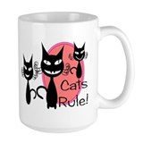 More cats  Tasse