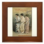 The Mikado Framed Tile