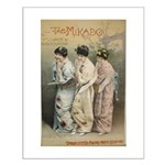 The Mikado Small Poster