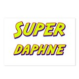 Super daphne Postcards (Package of 8)